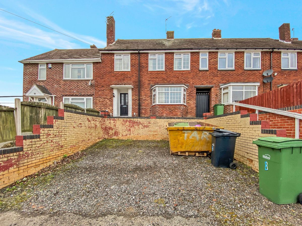 Wavell Road, Brierley Hill