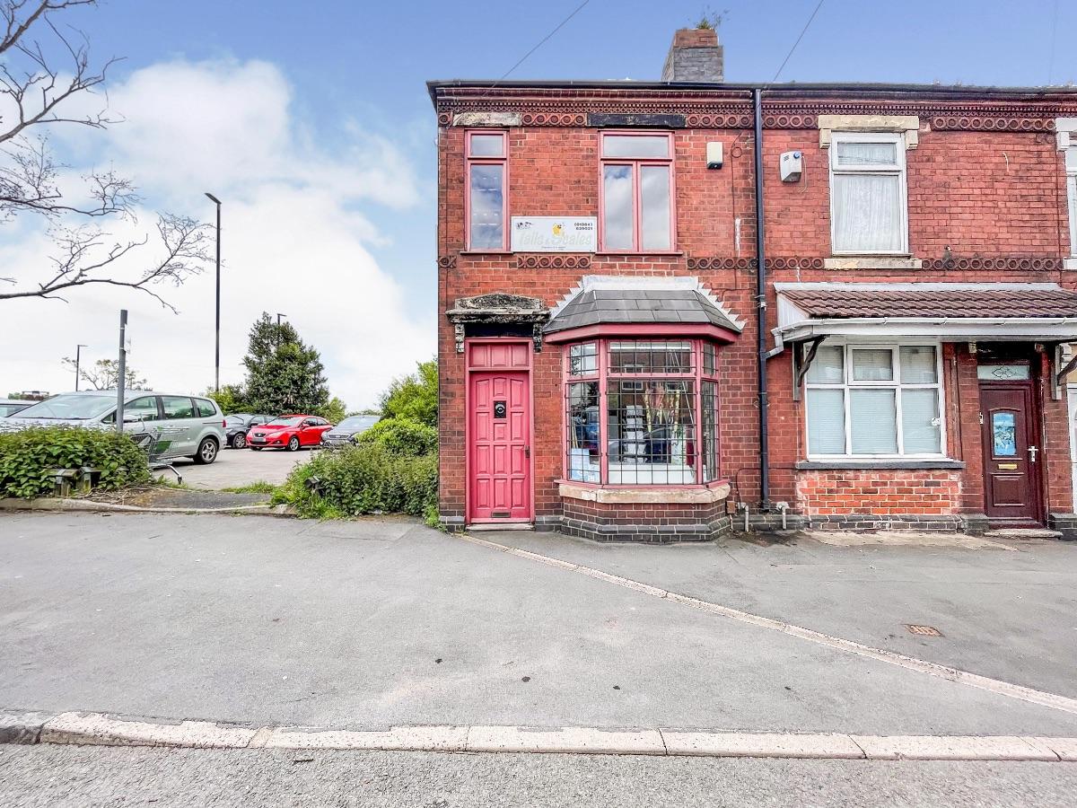 Bank Street, Brierley Hill