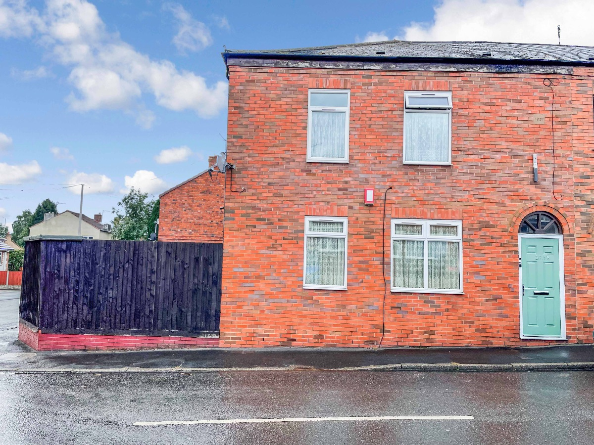 Brick Kiln Street, Quarry Bank, Brierley Hill