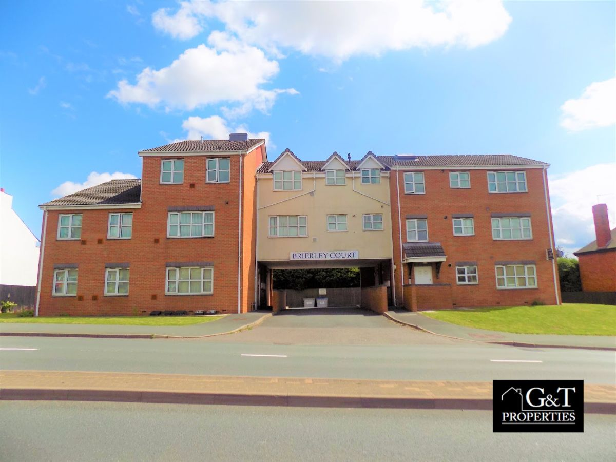 Brierley Court (WHOLE BLOCK) , Thorns Road, Brierley Hill