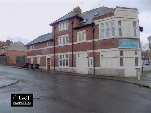 Railway Inn,  Fenton Street, Brierley Hill