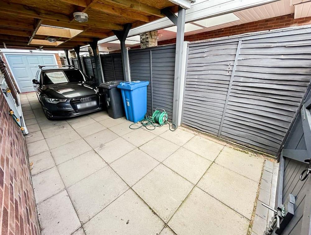 Car Port And Garage
