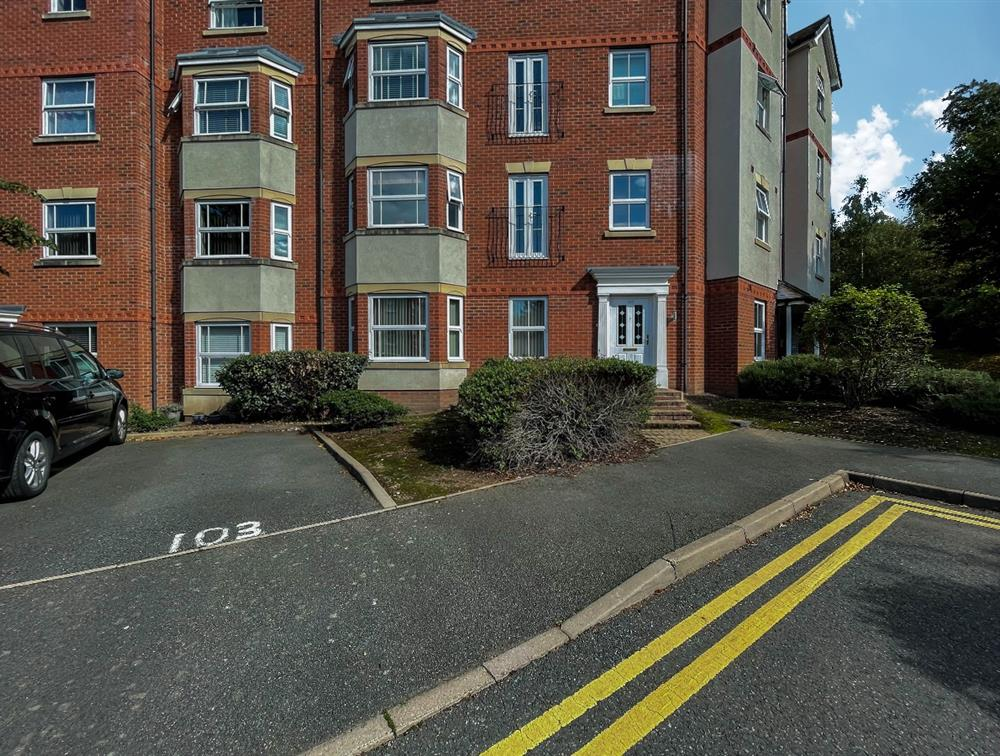 Allocated Parking, Visible From Apartment