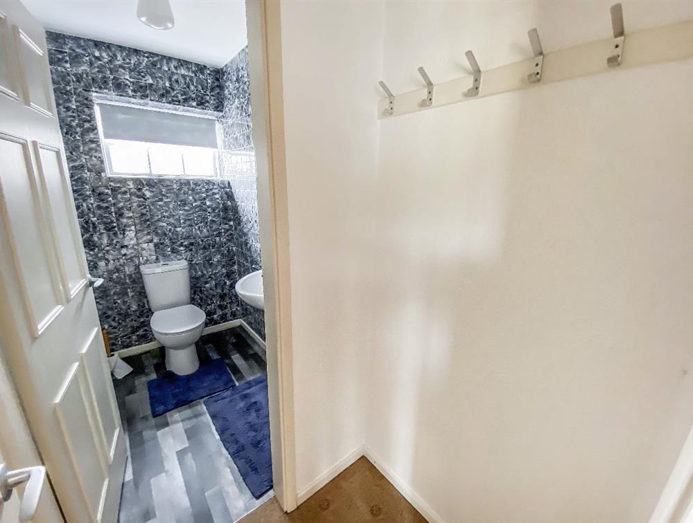 Downstairs Cloak Room & WC