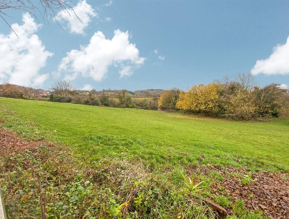 Stunning Country Sides Views to the Rear