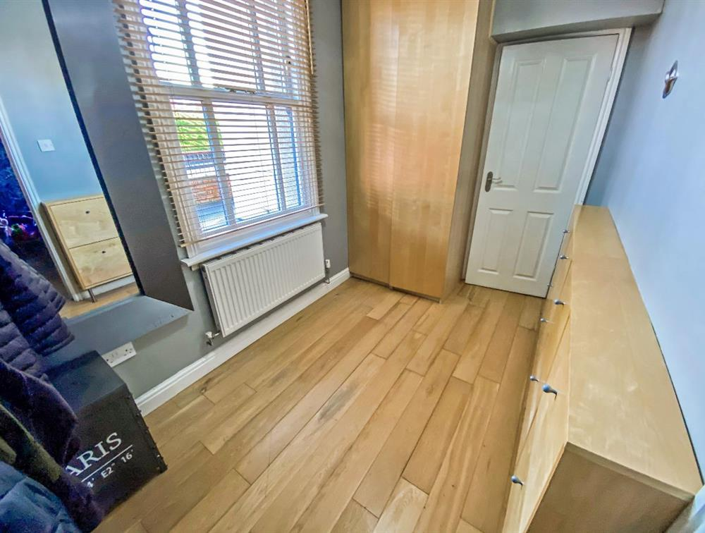 Cloak Room/Additional Reception Room