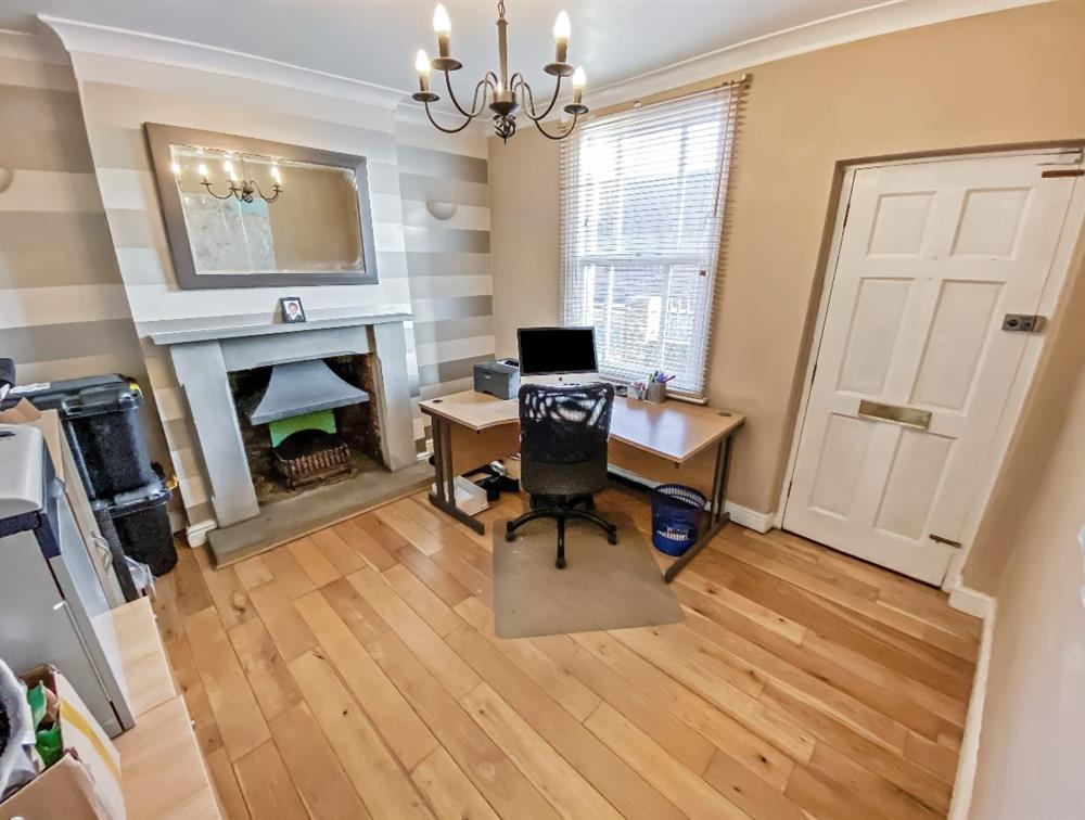 Reception Room/Home Office